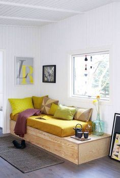 colourful daybed