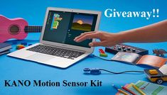 KANO Motion Sensor Coding Kit