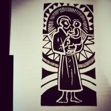 Image result for santo antonio xilogravura