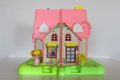 """lucie village - """"the big pink house"""""""