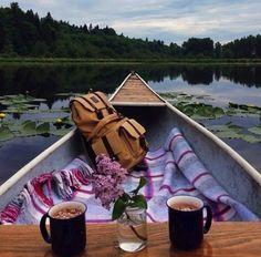 Relaxing & romantic. Let's make those Irish Coffees