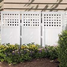 Outdoor Screen Enclosure Lawn And Garden Decor Home Yard Privacy Fence White New in Home & Garden, Yard, Garden & Outdoor Living, Garden Fencing, Fence Panels This Old House, Wood Pergola, Patio Gazebo, Vinyl Pergola, Pergola Ideas, Landscaping Ideas, Backyard Landscaping, Screened Patio, Grill Gazebo