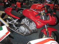 2007 August  – visit to the Australian Motorcycle Museum
