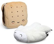 """""""smokomos"""" wireless Warming Pillows - 2 keeps warm for 4 to 6 hours!! too cute"""