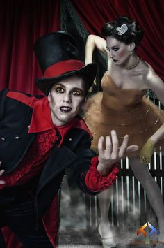 dark circus theme - Google Search