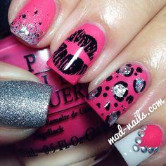 Instagram photo by modnails   #nail #nails #nailart