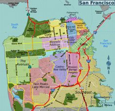 Open source San Francisco travel guide - Wikitravel