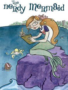 The Nerdy Mermaid - Meridth Gimbel