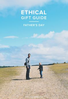 Big Ethical Gift Guide to Father's Day — The Note Passer