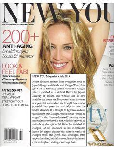 New You Magazine Kangen Water
