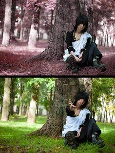 Fairy Tail - Zeref 04 by YukiRichan