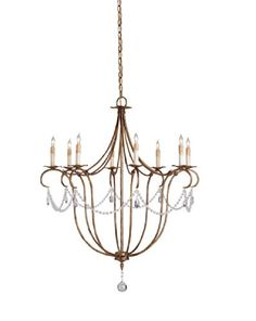 Currey and Company 9881 8 Light Crystal Light Chandelier, Rhine Gold Finish Currey and Company http://www.amazon.com/dp/B0040408R2/ref=cm_sw_r_pi_dp_bLVnwb08MSN3J