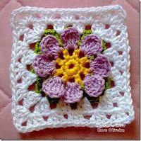 Tina's handicraft : 80 Granny square