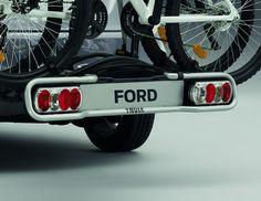 Ford Tourneo Courier - Portabici posteriore (diversi modelli); rampa di carico e borsa da trasporto.