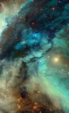 Outer space <3 color, texture