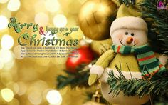 Love It Merry Christmas and Happy New Year