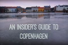 Travel ideas for Copenhagen Denmark. #travel #Copenhagen #Denmark