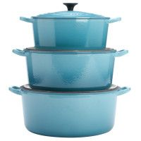Le Creuset baking dishes