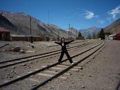 Mendoza - Tren Trasandino