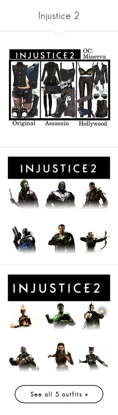 """""""Injustice 2"""" by digital-minerva on Polyvore featuring Philipp Plein, T.U.K., Majesty Black, House of Etiquette, Balmain, Alexander McQueen, Ray-Ban, art and bedroom"""