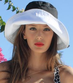 Chapeau Bicolor Juliette