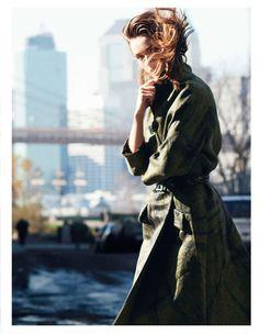andreea diaconu by david sims for vogue paris february 2013   visual optimism; fashion editorials, shows, campaigns & more!