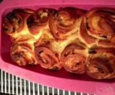 Caramelised Onion and Cheese Pull Apart/Scrolls   Official Thermomix Recipe Community