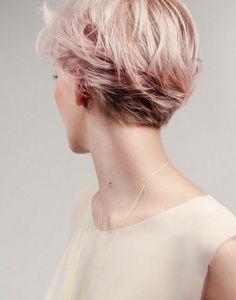 2014 Pixie coupes de cheveux: Impressionnant Coiffure courte