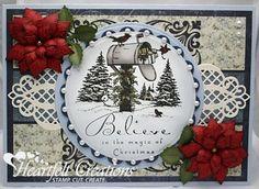 Heartfelt Creations | Christmas Mailbox