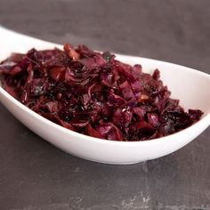 Balsamic Braised Red Cabbage Made this tonight and it was so simple and delicious.