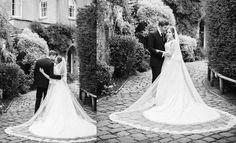 Tanya Burr And Jim Chapman Get Married: Wedding News Dress & Photos | News | Grazia Daily