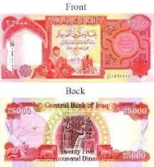 The Iraqi Dinar Investment Is That Reciating In Its Value And It Uncertain How Much This Will Reciate Future