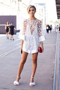 Street Chic - Street Style Fashion Blog & Real-Life Looks (Vogue.co.uk)