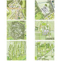 05 Urban Analysis, Master Plan, Urban Planning, Urban Design, Maps, Design Inspiration, How To Plan, Landscape, Architecture