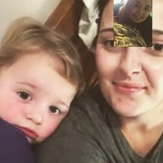 FaceTime with Nic and Char. I have a very cheeky niece I guess she takes after her aunty Co  #niece #fav #sisters #facetime #family #brisbane #warrnambool #shittimes #life #love by chloe_jayne3