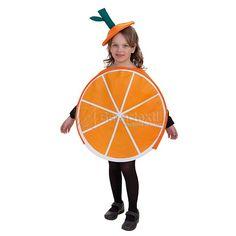 Disfraz Naranja Fruit Costumes, Group Costumes, Diy Costumes, Cosplay Costumes, Halloween Fruit, Family Halloween Costumes, Nutrition Month Costume, Vegetable Costumes, Fruit Crafts