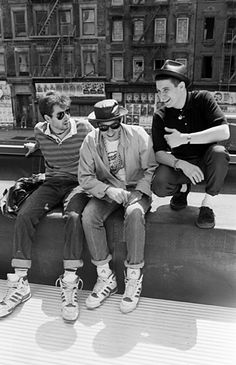 Beastie Boys!!! An Art all their own!!