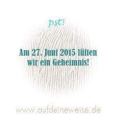 aufdeineweise.de – Blog Alphabet, Blog, Alpha Bet, Blogging