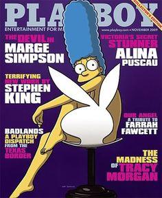 Playboy da margie simpson
