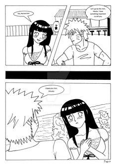 NaruHina doujinshi - Page 8 by ButterflyFire.deviantart.com on @DeviantArt