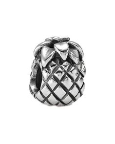 """PANDORA Silver """"Pineapple"""" Charm  is on Rue. Shop it now."""