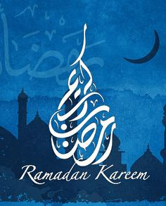 Ramadan Kareem to all my muslim friends ...may Allah bless you and accept your fasting and prayers as well as your good deeds this holy moth. :)