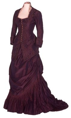 old dress. ...Evening Primrose...