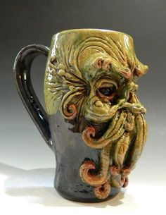 Cthulhu Beer Mug