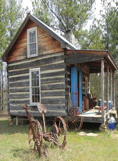 #Cabin & Farm Hay Mower