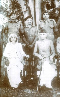 With his personal bodyguards by Doc Kazi #pakistan