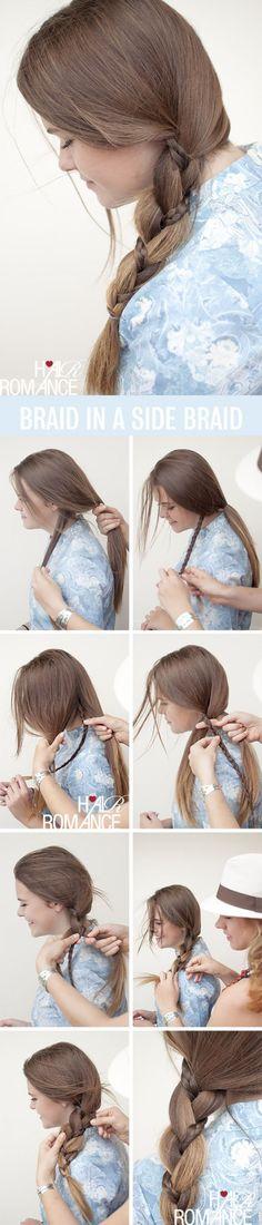 3 peinados fáciles para hacerte todos los días