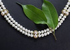 Elegant, Pearl Necklace, Pearls, Jewelry, Fashion, String Of Pearls, Pearl Jewelry, Dirndl, Neck Chain