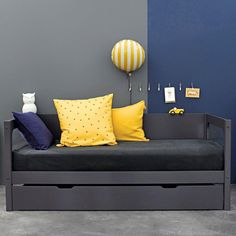 1000 images about my work kids room on pinterest bureaus banquettes and - Lits superposes ampm ...