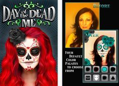 A collection of fun apps for Day of the Dead/Dia de Muertos